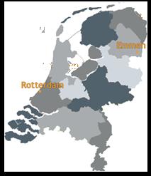 Cursus locaties in Nederland